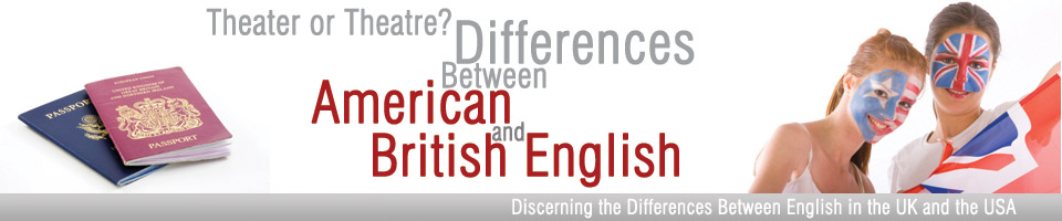 British Versus American English