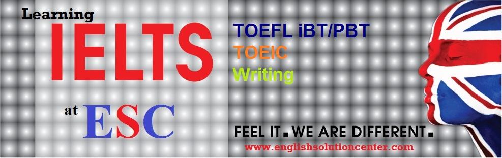"""""""Kuasai Trik"""" adalah Kunci Sukses Test IELTS, TOEFL atau TOEIC"""